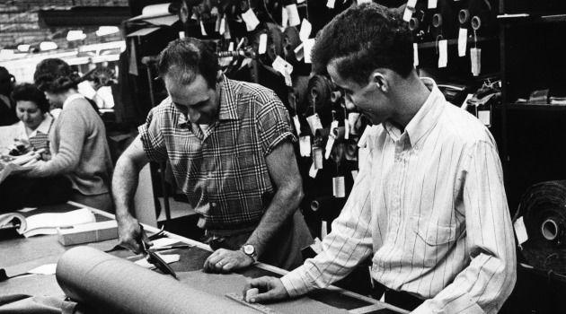 Be Frayed. Be Very Frayed:Steve Fischler and Joel Sucher's documentary, 'Dressing America,' revisits New York's Garment Center.