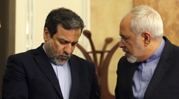 Iranian negotiators discuss nuclear deal with the U.S. and other world powers.