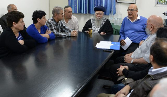 Not Forgotten: Relatives of Mizrachi Jews who vanished in 1994 get update from officials.