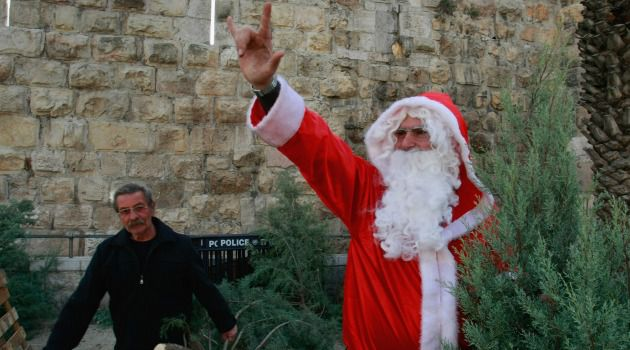 Xmas Is Kosher?  Israel's chief rabbinate has approved new rules that permit hotels to display Christmas trees.