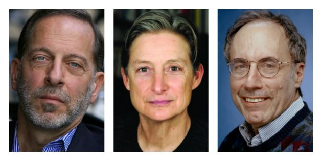 3 Battles: Rashid Khalidi, Judith Butler and John Judis hold divergent views on Israel. But their perceived criticism led all three to be shunned by major Jewish institutions.