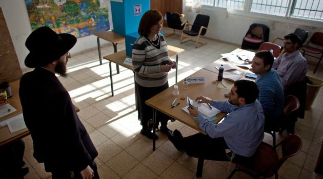 Flood of Voters: Turnout was unexpectedly high in the Israeli election, leading some to suspect that polls showing Benjamin Netanyahu heading for easy reelection could be mistaken.