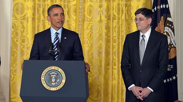 Master of Policy: President Obama praised Jack Lew as a policy wonk who prefers experts and figures to TV cameras.
