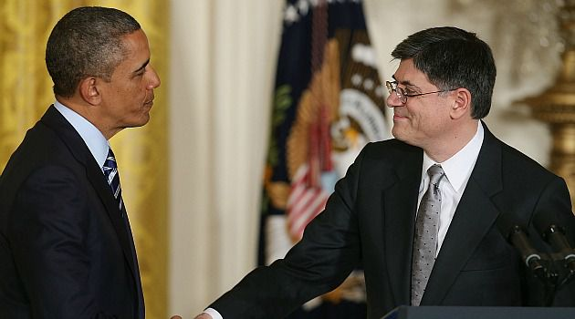 Will They or Won?t They: Jack Lew has been nominated as the next treasury secretary. Will he survive the Republicans? culture of no?