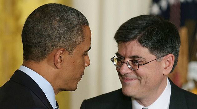 Faith and Service : Jack Lew?s faith drives his commitment to public service. So does his trust in government.