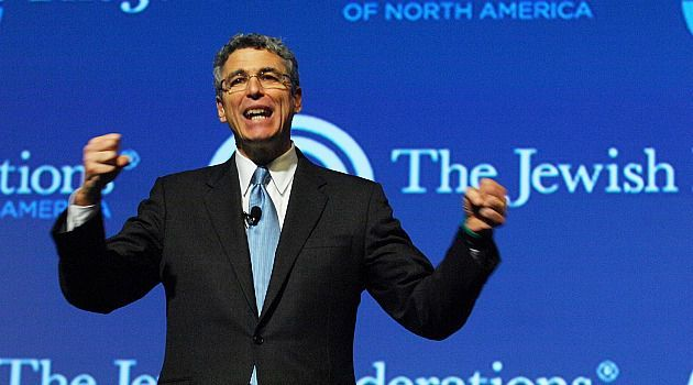 Federation Feature: Rabbi Rick Jacobs gives keynote address at this year?s Jewish federations? general assembly.