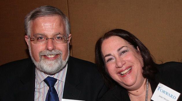 Janet and David Heiser