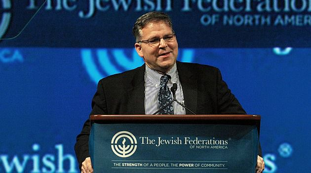 Cuts Looming: Jerry Silverman, chief of the Jewish federations umbrella group, is staying out of the fight over higher taxes for the wealthiest Americans.