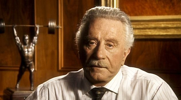 Pioneer: Bodybuilding guru Joe Weider started the Mr. Olympia competition in the 1960s.