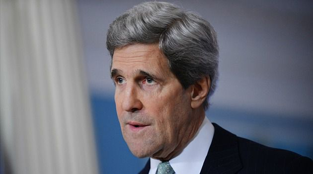 Across the Board: Secretary of State John Kerry said sequestration cuts would slash aid to Israel, and defended foreign aid as an effective use of U.S. resources.