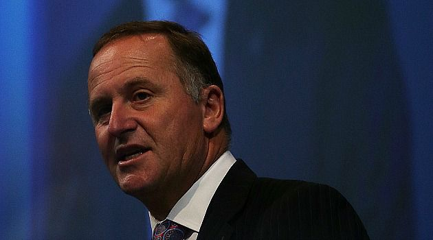 Shoah Sorrow: John Key recalled his mother?s tears amid the Holocaust.