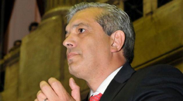 Julian Dominguez, Argentina's president of the Chamber of Deputies.
