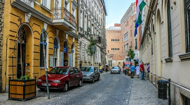 Festival Time: The streets of Budapest?s Jewish quarter will come alive during the city?s summer Jewish Festival.