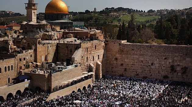 Just Beginning : Natan Sharansky?s proposal to build an egalitarian prayer section at the Western Wall is a victory for pluralism. But the war is far from over.