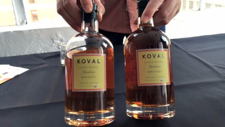 A range of offerings from Chicago's Koval, established in 2008, is maturing nicely.