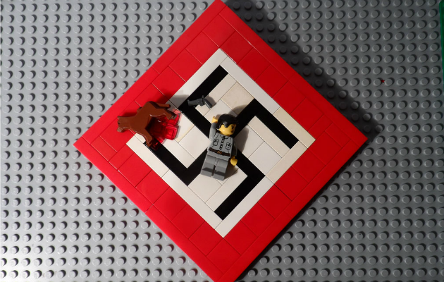 A History of the Holocaust — With Lego – The Forward