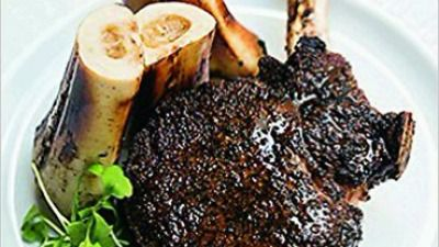 A top kosher steakhouse is sharing its secrets in a new cookbook.