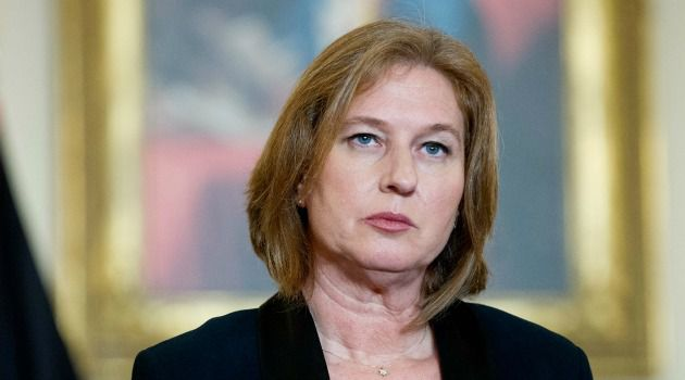 History?s Watching: Tzipi Livni says the peace talks offer a historic chance for Israel to forge alliances in the Arab world, particularly as radical Islam threatens.
