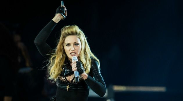 Material Conflict: Madonna?s concert in Poland took place just as the country was honoring the victims of the 1944 Warsaw Uprising against the Nazis.