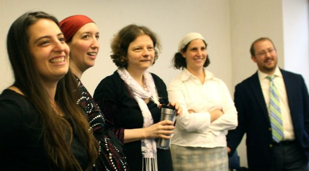 Mixed Welcome : The first women graduates of an Orthodox rabbinic school are being welcomed with open arms ? by some.