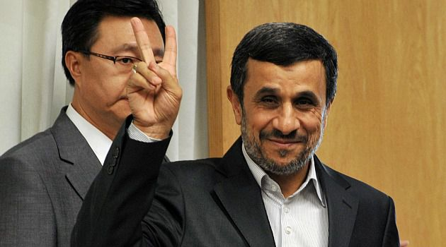 Last Rant: Mahmoud Ahmadinejad was warned to avoid incendiary rhetoric at the United Nations. He didn?t heed the request.