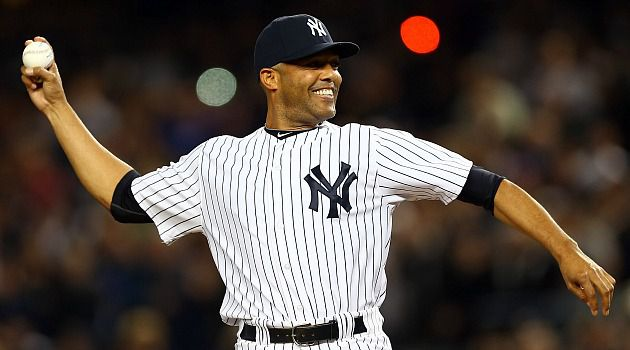 Do-Gooder: Mariano Rivera, the indominable New York Yankees relief pitcher, has been named man of the year by the New York Board of Rabbis.