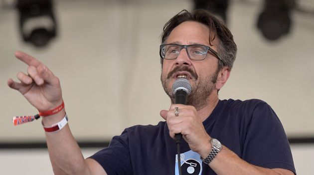 A Funny Man: Comedian Marc Maron?s new TV show ?which is based on his beloved podcast ?falls a little short.