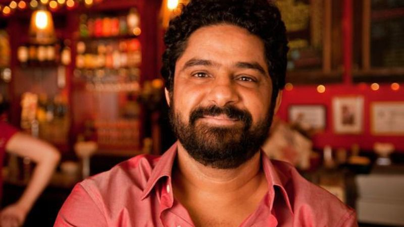 Chef Meherwan Irani of Chai Pani in Decatur, Georgia.