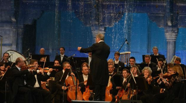 Sour Note: Maestro Zubin Mehta leads orchestra in Indian-controlled Kashmir. The music was sweet but the concert set off strikes and violent protests by separatists.
