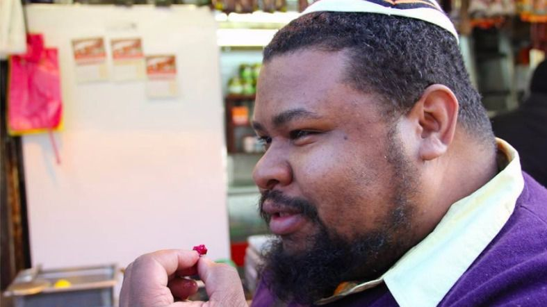 Michael Twitty brought kosher soul food to the Ashkenaz festival in Toronto.