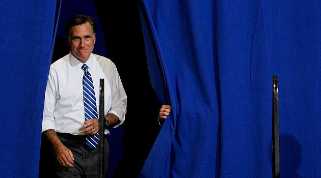 Behind Mitt?s Curtain: The election?s about a whole lot more than Mitt Romney. There?s the Supreme Court and a whole administration on the line.