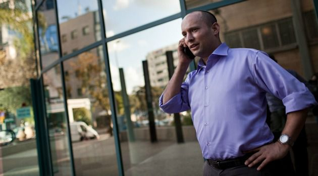 Right of Right: Naftali Bennett opposes the two-state solution, is surging in the polls and forcing Benjamin Netanyahu to take notice.