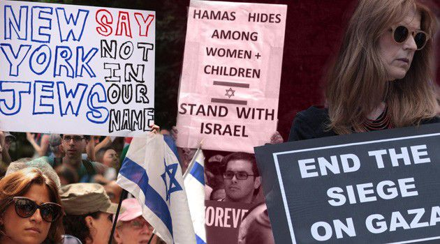 Chasm: A huge gulf divides American Jews when it comes to Israel — but it is a system of a bigger disease.