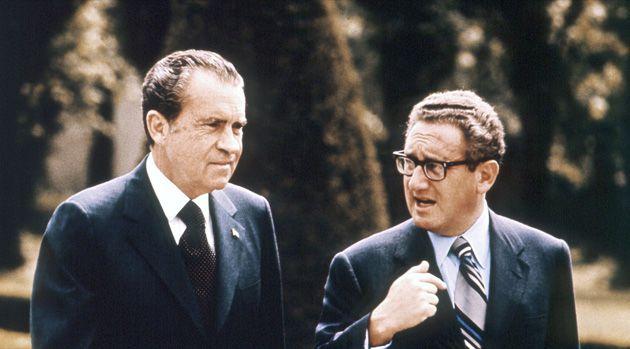 Richard Nixon 1975