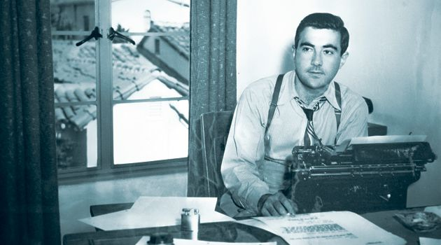 Dark Passages: The Jewish writer David Goodis is one of the lesser-known heroes of noir fiction.