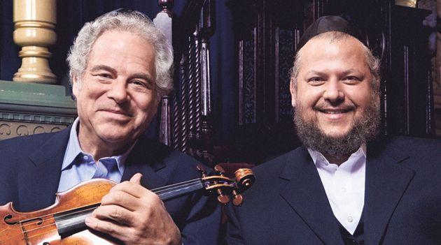 More Nigunim, Maestros: Perlman and Helfgot?s new CD honors the music Perlman loved