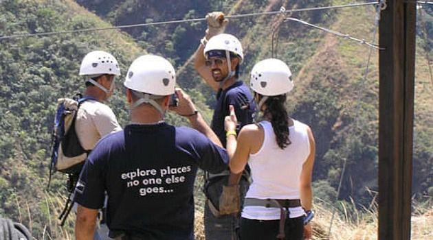 An Israeli tourist died when a platform collapsed at he Cola de Mono zipline attraction in Peru.