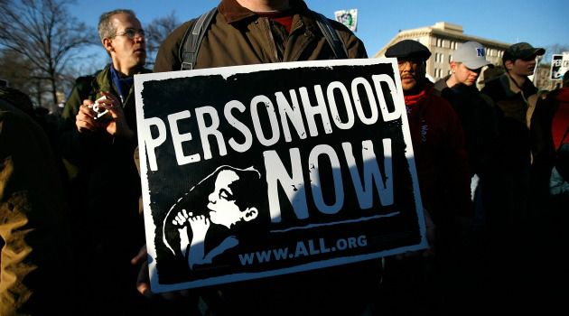 Personhood and You: By expanding the meaning of ?personhood,? activists may wind up weakening the rights of real people.