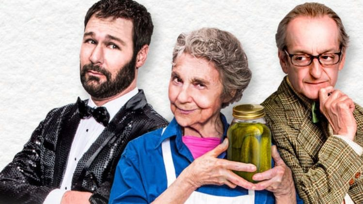 John Dore, Lynn Cohen and David Paymer star in a funny new film about a Jewish family in Detroit and the coveted pickle recipe that threatens to divide them.