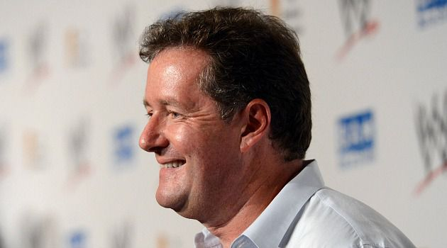 Guns, Yes. Piers, No: Nearly 50,000 pro-gun advocates have signed an online petition demanding the deportation of British CNN host Piers Morgan.