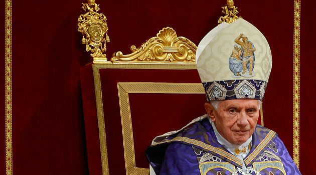 #Catholic: Pope Benedict will send his first Tweet on Dec. 12