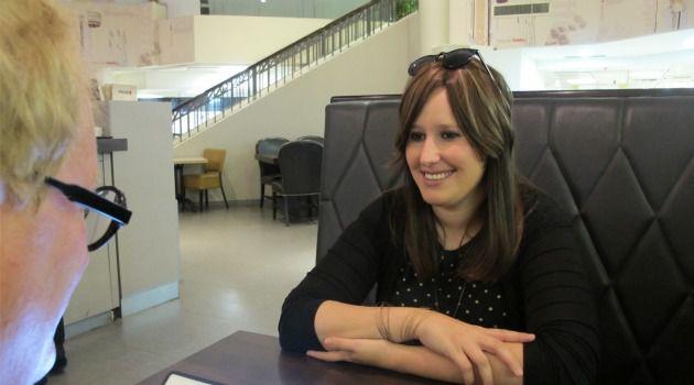 Hasidic Trailblazer: Racheli Ibenboim chats with writer Tuvia Tenenbom.
