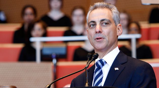 Brothers : Rahm and his brother Ari Emanuel are both known for their belligerent personalities.