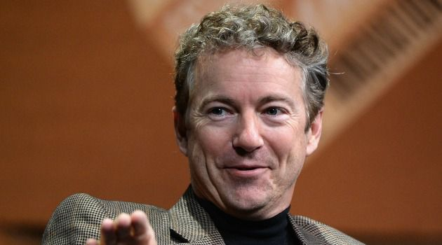 Pariah to Pareve  Rand Paul is making slow but steady progress in his longshot bid to win some Jewish support.