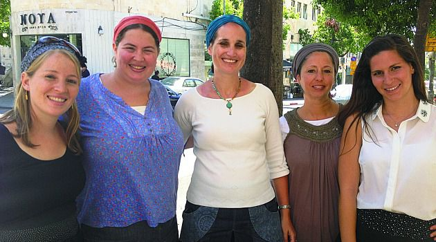Settler Mom: Everybody?s got a blog now. Even the mommies of the West Bank.