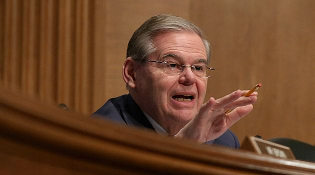 Sinking Ship: With little chance of success, Iran sanctions sponsor Robert Menendez decided to back away from pushing a bill ? and AIPAC followed suit.