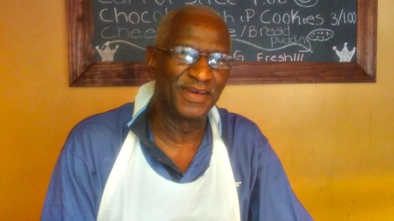 Alvin Lee Smalls, 75, has been selling rugelach in Harlem ever since he found and improved upon a recipe in a newspaper in 1964.