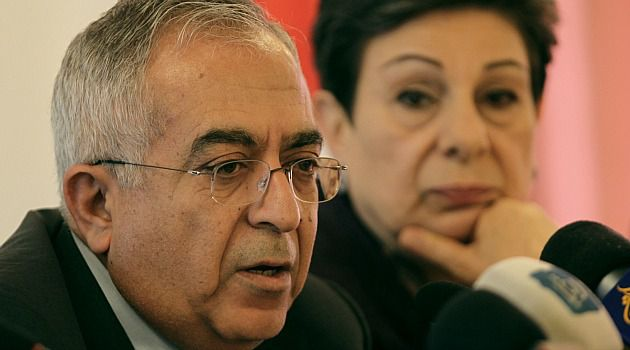 Controversial Figure: Palestinian Finance Minister Salam Fayyad has resigned. What does the infighting in Ramallah mean for peace?