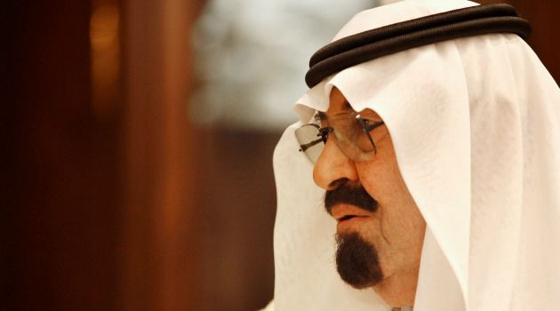 Winds of Change: Saudi Arabia?s intelligence chief told diplomats that the kingdom would make a major shift in relations with the United States. It is unclear whether King Abdullah (above) is behind the statement.