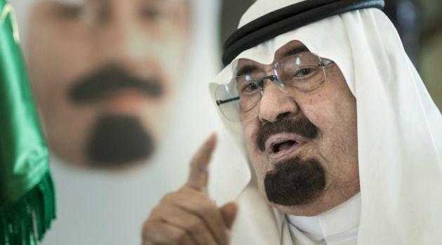 Saudi Arabia's King Abdullah has died.
